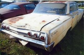 Chevrolet Impala hardtop