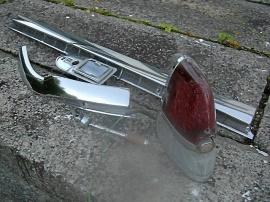 Cadillac  coupe de ville -55 säljes i delar