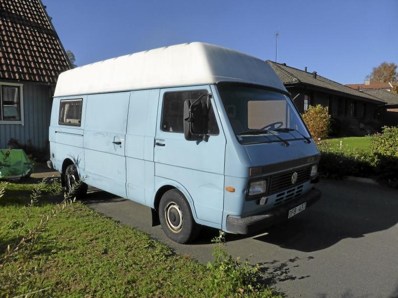 Campingbil VW LT31
