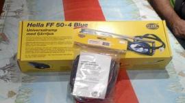 Universalramp med fjärrljus  Hella FF 50-4 Blue