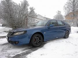 mobile_Saab 9-5 säljes eller bytes mot Saab 9000