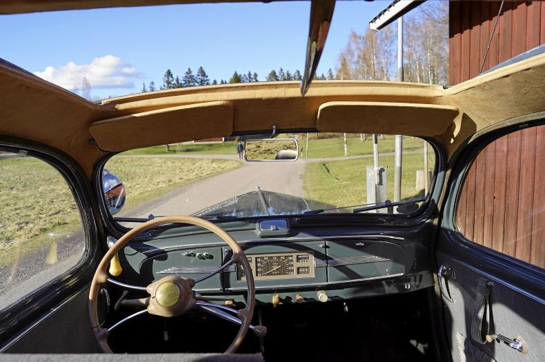 Peugeot 203 sedan 42 hk