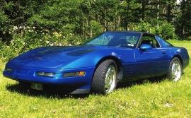 mobile_Chevrolet Corvette C4