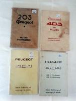 Peugeot 204 och 403-404