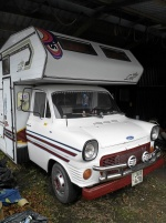 LMC Ford Transit veteranare i fint skick