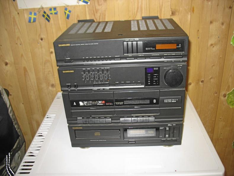Digital stereoanläggning