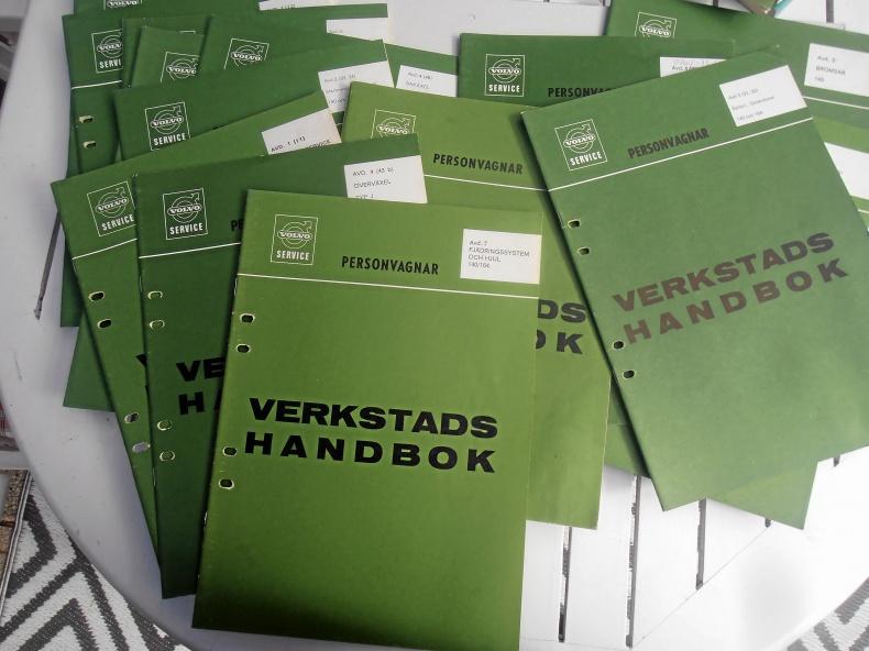 Verkstadshandböcker
