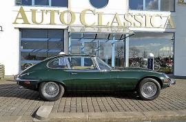 Jaguar E-Type V12 Coupé