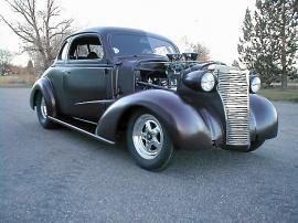 Chevrolet Hot Rod Coupé