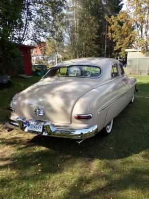 Mercury Sedan Sport