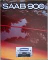 Broschyr Saab 900 1980