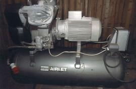 Kompressor Atlas Copco