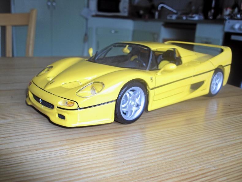 1:18 FERARRI F50 Sport