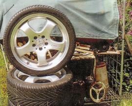 MB hjul