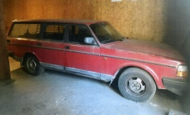 Volvo 245 GLT
