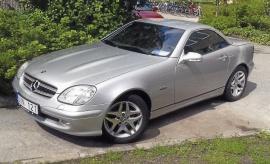 mobile_Mercedes 200 SLK