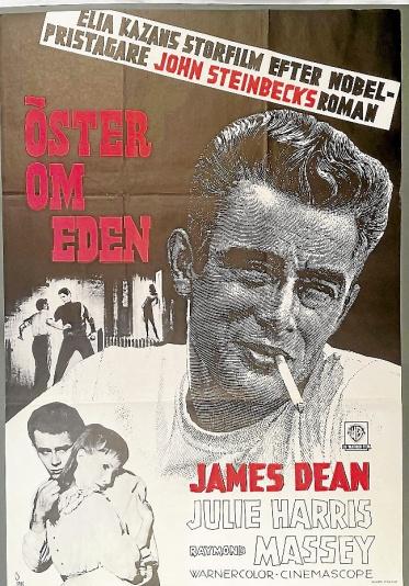 Filmaffisch James Dean