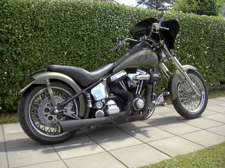 mobile_Custom Bike