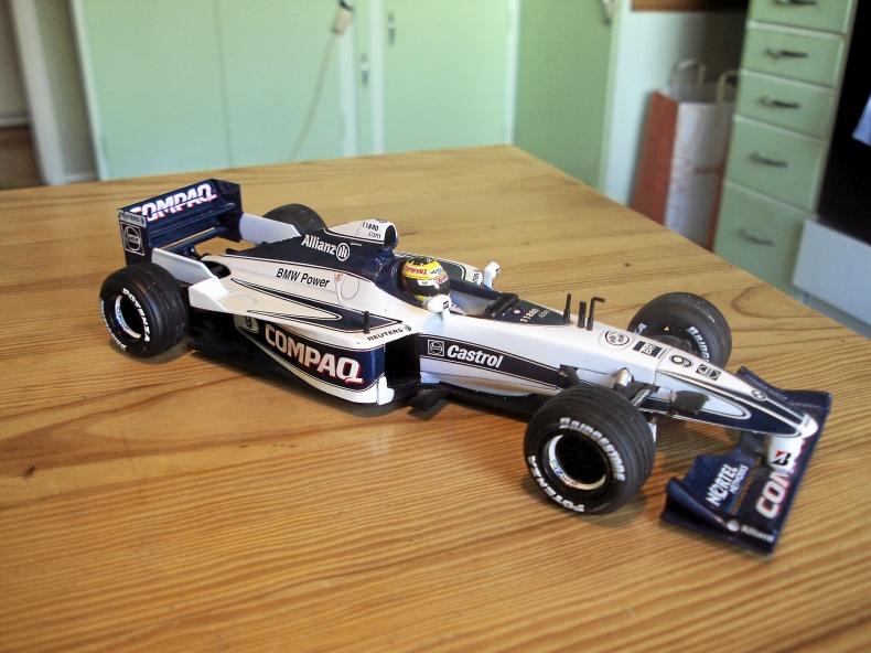 1:24 FORMULA 1 Ralf Schumacher