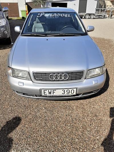 Audi A4 2,6 fwd