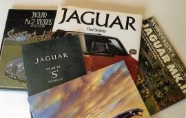 5 st Jaguarböcker