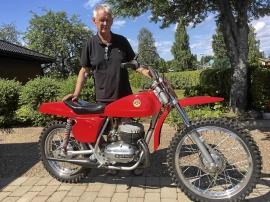 Bultaco Pursang 250 cc