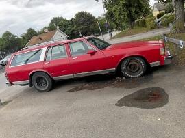 Chevrolet Caprice hgv