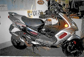 Eu Moped Peugeot