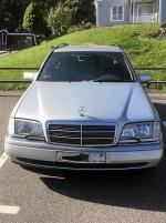 Mercedes Benz C200 T