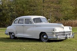 Chrysler New Yorker, rak 8