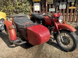 Veteran motorcykel