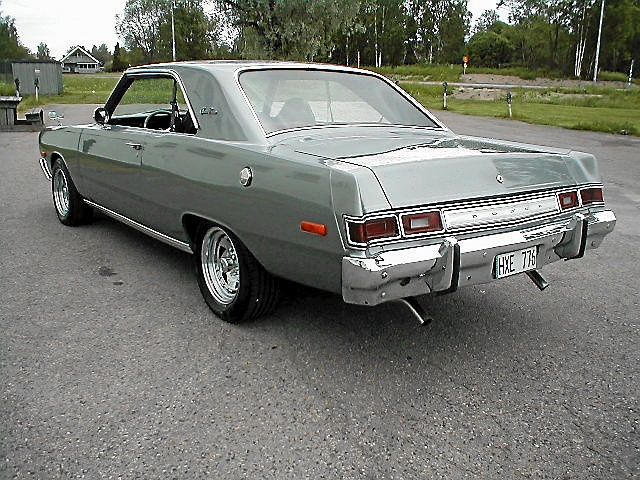 Dodge Dart SE Coupe