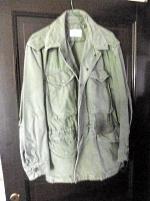 FIELD-JACKET, US ARMY 60-talet