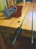 Momentnyckel och antenner