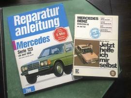 Handböcker Mercedes-Benz