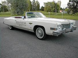 Cadillac Eldorado Convertible Pace Car