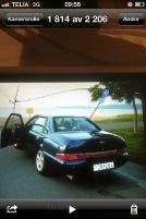 Ford Scorpio Cosworth V6