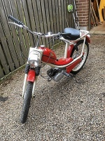 Crescent 1279 moped