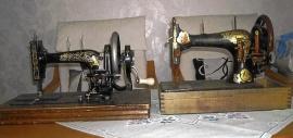Symaskiner och stenkakor