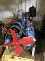 Motor Ford V8 BA Flathead