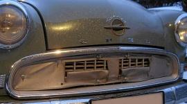 Opel Rekord 1956 original kylarskydd