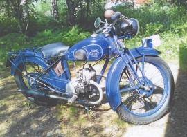 RENE GILLET V-1 125 cc