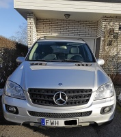 Mercedes-Benz Ml 320Cdi
