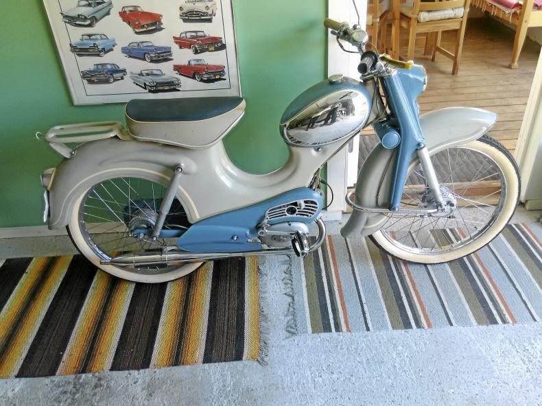 Miele moped