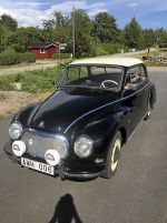 DKW 3-6 coupe.