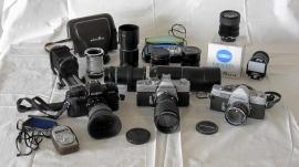 Minolta kameror
