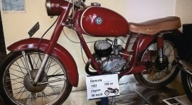 Danuvia 125 cc