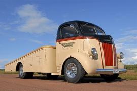 Ford C.O.E. Transportbil