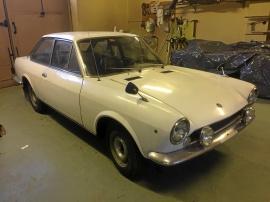 Fiat 124 sportcoupé