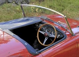MGA Roadster 1600